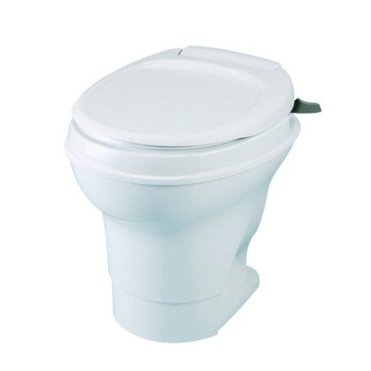 VASO SANITARIO THETFORD ACQUA MAGIC 5 ALTO C/ ALAVANCA MANUAL