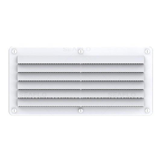 GRELHA / GRADE DE VENTILAÇÃO SEAFLO 126,5 X 264 MM
