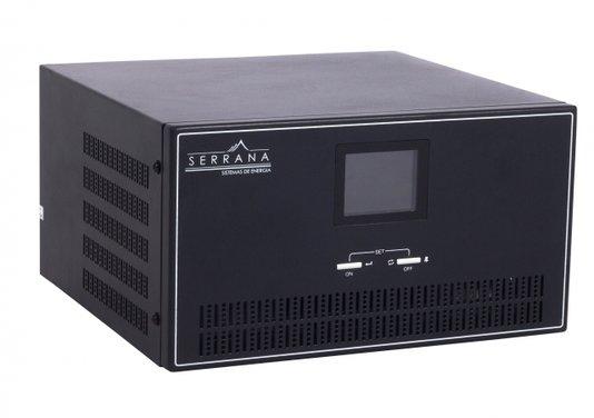 INVERSOR SENOIDAL PURA 1600W C/ CARREGADOR 24-220 V