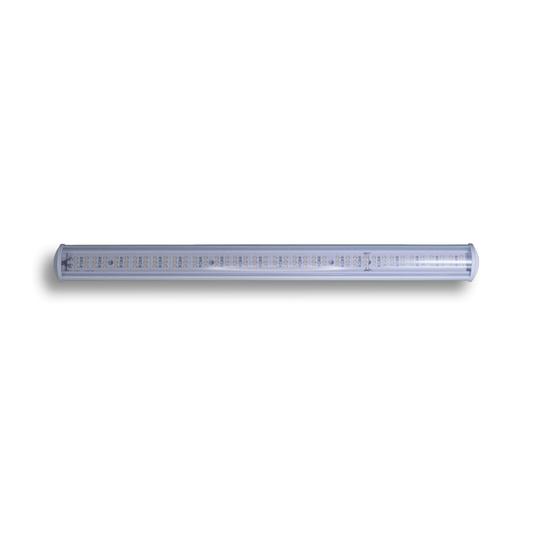 LUMINARIA LED 120 LEDS 12V  BRANCO QUENTE 600MM