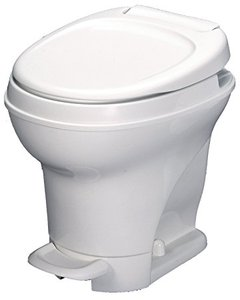VASO SANITARIO THETFORD ACQUA MAGIC 5 PERFIL  ALTO COM PEDAL 31671